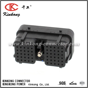 DRC26-60S01 60 hole female cable connector