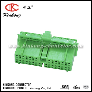 IL-AG5-30S-D3C1 30 pole ecu female sockets housing CKK5302E-0.7-21