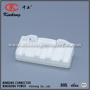 1318389-1 90980-12169 40 hole female wire cable connector CKK5401W-0.7-21