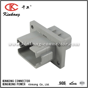 DT04-12PA-BL04 12 pin blade electrical connector