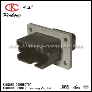 DT04-12PB-BL04 12 pin blade automobile connector
