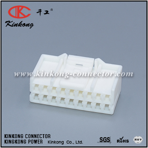 936204-1 18 way female cable connector CKK5186W-2.2-21