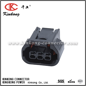 6189-7494 3 hole female electrical connector CKK7039F-1.5-21