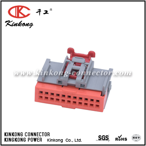 1-1419158-7 22 ways ECU cable connector