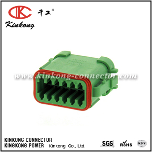 DT06-12SC-E003 12 way female wire connector