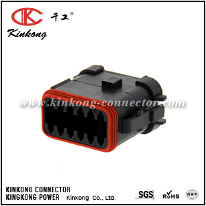 DT06-12SB-EP06 12 ways female electrical connector