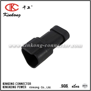 DT04-3P-EP10 3 pins blade electrical connector