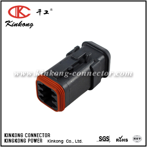 DT06-6S-EP11 6 ways female electric connector