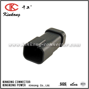DT04-4P-EP13 4 pin male automotive connector