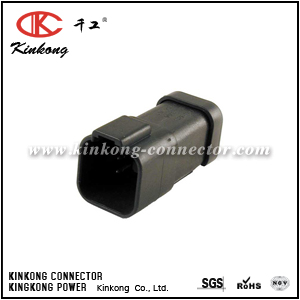 DT04-6P-EP13 6 pins blade electrical connector