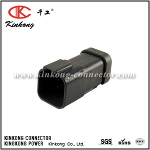 DT04-6P-EP14 6 pin blade cable connector