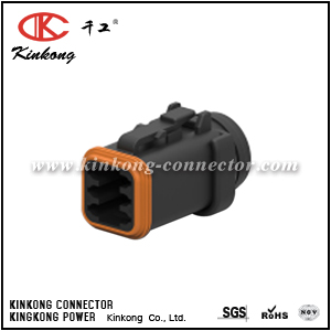 DT06-6S-LC01 6 ways female electric connector