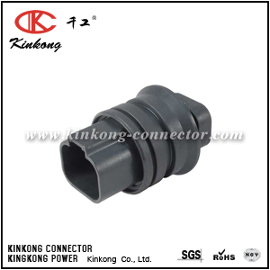 DT04-4P-LE13 4 pin blade electrical connector