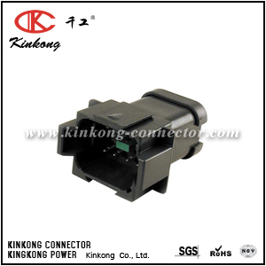 DT04-08PB-P021 8 pins blade electrical connector