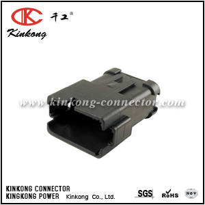 DT04-12PB-P021 12 pin blade cable connector