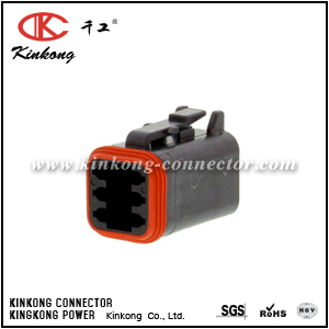 DT06-6S-CE06 6 way female cable connector