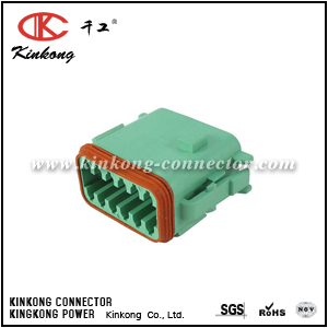 DT06-12SC-CE06 12 ways female electric connector