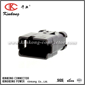 DT04-12PB-CE07 12 pin blade wire connector