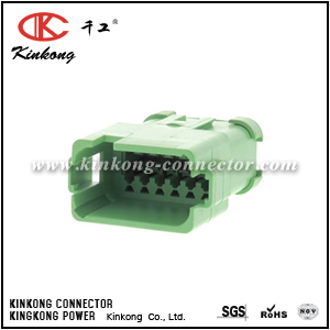 DT04-12PC-CE07 12 pin blade cable connector