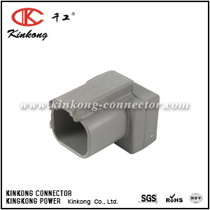 DT04-4P-RT03 4 pin blade wire connector