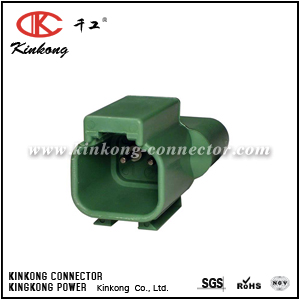 DT04-2P-RT06 2 pins blade electrical connector