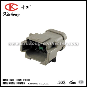 DT04-08PA-P026 8 pin blade electrical connector