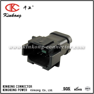 DT04-08PB-P026 8 pin blade automobile connector
