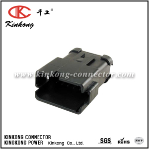 DT04-12PB-P026 12 pin blade wire connector