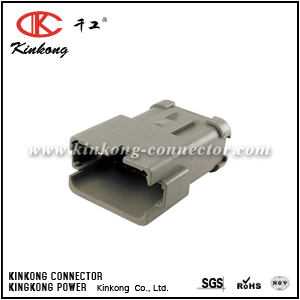 DT04-12PA-P030 12 pins male automotive connector