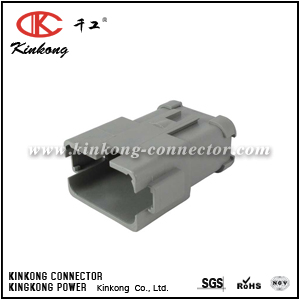 DT04-12PA-P031 12 pins male electric connector