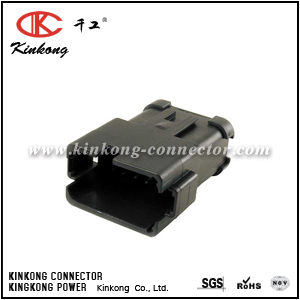 DT04-12PB-P031 12 pins male crimp connector