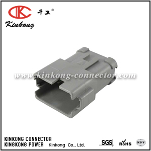 DT04-12PA-P075 12 pins blade electrical connector