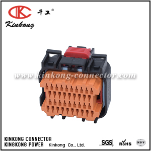 38 way female waterproof wire connector CKK7381H-0.7-21