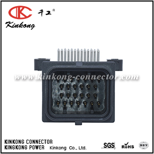 2-6437285-9 2-1437285-9 26 pin blade auto connection CKK7262BAO-1.6-11