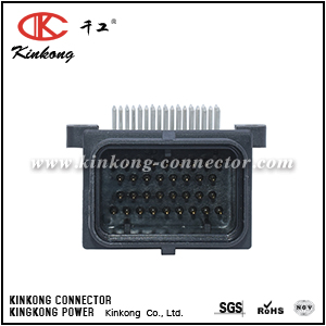 3-6437285-0 3-1437285-0 34 pin male crimp connector CKK7342AO-1.6-11