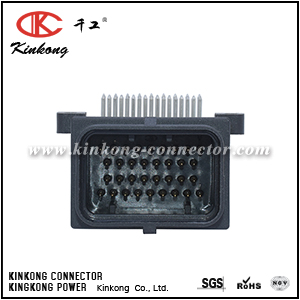 3-6437285-1 3-1437285-1 34 pin blade electric connectors CKK7342BAO-1.6-11