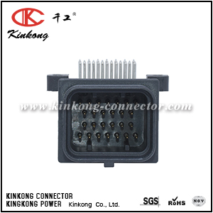 9-6437287-9 9-1437287-9 26 pin male wiring connector CKK726BAO-1.6-11