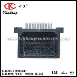 2-6437285-5 2-1437285-5 34 pin male Lower locking connector CKK734ADO-1.6-11