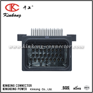 2-6437285-6 2-1437285-6 34 pins blade automotive connectors CKK734BADO-1.6-11
