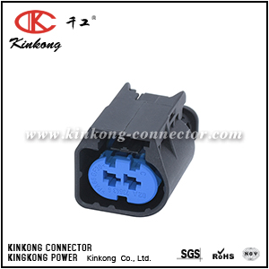 09444023 2 way female automobile connector CKK7027V-3.5-21