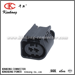 9444021 50390282 2 pole female auto connection CKK7027Y-3.5-21