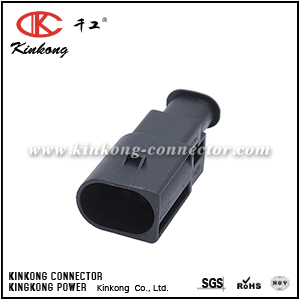 10010059 2 pin blade automotive connector CKK7027Y-3.5-11