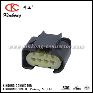 09444042 4 ways female wire connector CKK7047R-3.5-21