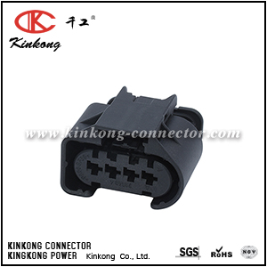 09444041 4 pole female socket housing CKK7047Y-3.5-21