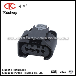 9444044 50390290 4E971994 4 way female VW connector CKK7047YP-3.5-21