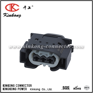 9441382 3 hole female automobile connector