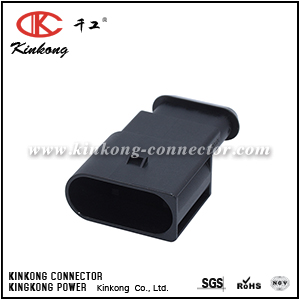 10104725 4 pin male electric connector