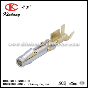 SS24M1F Circular Connector Contact 0.14-0.25mm² 26-24AWG CKK039-1.5FN