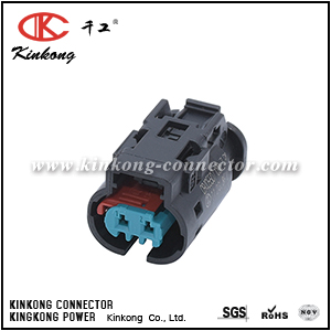09405507 2 hole female wiring connector CKK7023LC-1.0-21