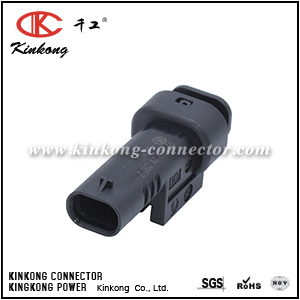 09302229 2 pin male electrical connector CKK7023L-1.0-11